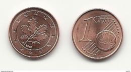 1 Cent, 2019,  Prägestätte (A),  Vz, Sehr Gut Erhaltene Umlaufmünzen - Germania