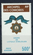 French Comoros, Order Of The Star Of Anjouan, 1973, MNH VF airmail - Isla Comoro (1950-1975)