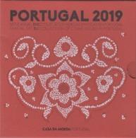 CARTERA EUROS PORTUGAL 2019 - Portugal