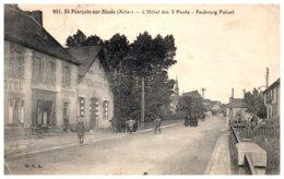 03 SAINT POURCAIN SUR SIOULE - Faubourg Paluet - L'hôtel Des 2 Ponts - France