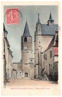 45 CHATILLON COLIGNY - L'église - Chatillon Coligny