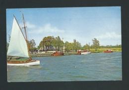 Reedham Ferry Inn Norfolk Broads Vac88 - Angleterre