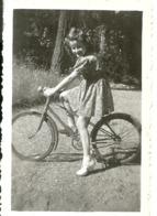( CYCLISTE )  ( ENFANTS    )( FILLE ) - Ciclismo