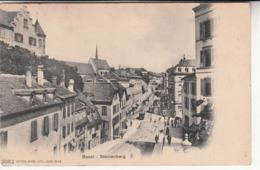 Suisse - Basel - Steinenberg - BS Basel-Stadt