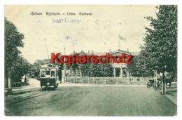 Libau 1916, Kurhaus - Liepaja - Lettland