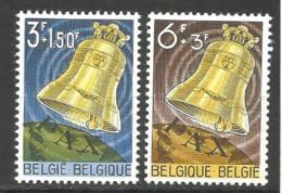Belgium 1963 Mint Stamps MNH(**) - Belgium