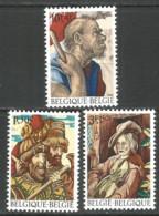 Belgium 1969 Mint Stamps MNH(**) - Belgium