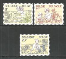 Belgium 1983 Mint Stamps MNH(**) - Belgium