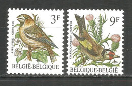 Belgium 1985 Mint Stamps MNH(**)  Birds - Belgium