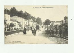 17 - SAINTES - Avenue Jules Dufaure Animé Bon état - Saintes