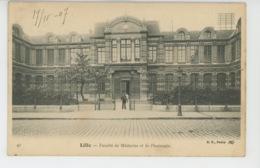LILLE - Faculté De Médecine Et De Pharmacie - Lille