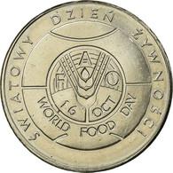 Monnaie, Pologne, F.A.O. - World Food Day, 50 Zlotych, 1981, Warsaw, TTB - Pologne