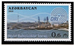 Azerbaijan 2013 .Management Of Radiofrequencies. 1v: 0.6.   Michel # 1014 - Azerbaiján