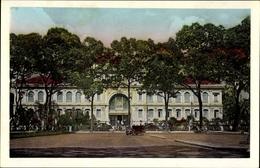 Cp Saigon Cochinchine Vietnam, L'Hotel Des Postes - Viêt-Nam