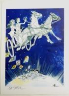 EX LIBRIS DE GIETER N°HC 39/50 SIGNE PAPYRUS - Illustrateurs D - F