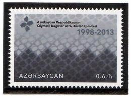 Azerbaijan 2013 . Committee For Security. 1v: 0.6.  Michel # 1015 - Azerbaiján
