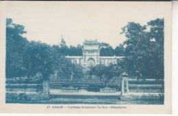 Viêt-nam - Annam - Tombeau Empereur Tu-duc (sépulture) - Viêt-Nam