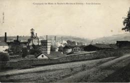 Mines, Mine : Roche-la-Molière - (42) Loire - Compagnie Mines Roche Et Firminy - Le Puits Dolomieu - France