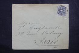 PORTUGAL - Enveloppe Pour La France En 1904, Affranchissement Plaisant - L 44366 - Lettres & Documents
