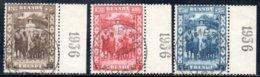 RUANDA-URUNDI 1936 O - Ruanda-Urundi