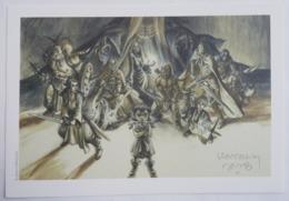 EX LIBRIS LERECULEY N° 206/250 SIGNE WOLODRÏN - Illustrateurs J - L