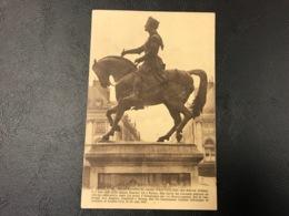 101 - ORLEANS Statue équestre De Jeanne D'Arc - 1924 - Toulouse