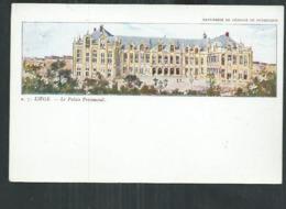 Carte Publicitaire Rafinerie De Pétrole De Dunkerque (Nord): Liège (Belgique) - Luik