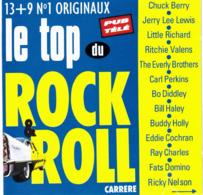 CD N°2319 - LE TOP DU ROCK & ROLL - COMPILATION 22 TITRES - Rock