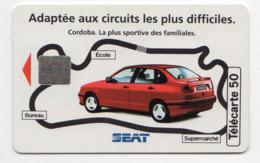FRANCE EN1026  SEAT Cordoba PSG 50U Date 09/94 Tirage 7064 Ex - Frankreich