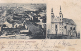 Maria Lanzendorf * Kirche, Stadtteil, Mehrbild * Österreich * AK1382 - Bruck An Der Leitha