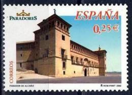 España. Spain. 2002. Paradores De Turismo. Alcañiz. Teruel - 2001-10 Nuevos & Fijasellos