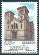 España. Spain. 2002. Iglesia De San Jorge. Alcoy. Alicante - 2001-10 Nuevos & Fijasellos