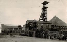 Mines, Mine : Escaudain - (59) Nord - La Fosse D'Audiffret-Pasquier - Puits De Mine - Francia