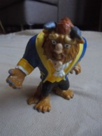 Figurine Bullyland La Bête Disney Handpainted Germany - Disney
