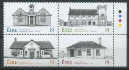 Ireland 2019 Architecture, Honouring The Carnegie Libraries - 1949-... République D'Irlande