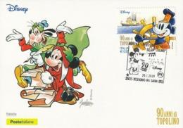 """Fumetti - Desenzano D.G. (BS) - 2019 -  Mostra """" Nichey 90 L'Arte Di Un Sogno"""" - - Fumetti"""
