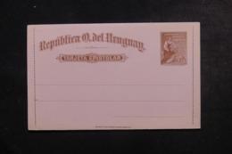 URUGUAY - Entier Postal Non Circulé - L 44385 - Uruguay