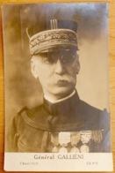 """France 1914: CPI """"Général GALLIÉNI"""" Avec Timbre Croix-Rouge (Michel-No 125) O PARIS 24-9-14 Pour Olten (Suisse) - France"""