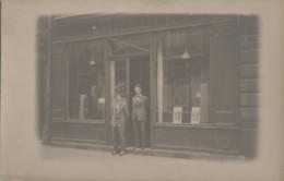 Commerce - Carte-Photo - Magasin Boutique Tailleur Gylbert Hommes - Negozi