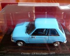 CITROEN LN BICYLINDRE 1977 COLLECTION PASSION ECHELLE 1/43 EME - Cars & 4-wheels