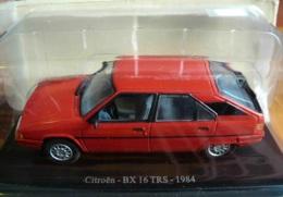 CITROEN BX 16 TRS 1984 COLLECTION PASSION ECHELLE 1/43 EME - Cars & 4-wheels