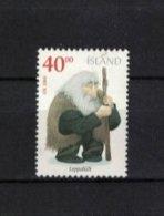 ISLAND , Iceland , 2000 , ** , MNH , Postfrisch , Mi.Nr. 967 C - 1944-... Republik