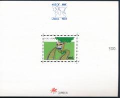 °°° PORTUGAL - CONGRESSO FERROVIARIO MUNDIAL - 1993 MNH °°° - 1910-... República