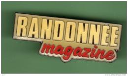 RANDONNEE MAGAZINE *** Signe FORMULA *** 1063 - Médias
