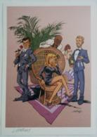 EX LIBRIS KRINGS FANNY K SIGNE XL - Illustrateurs J - L