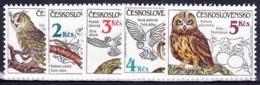 ** Tchécoslovaquie 1986 Mi 2875-9 (Yv 2688-92), (MNH) - Czechoslovakia