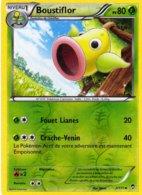 Carte Pokemon 2/111 Boustiflor 80pv 2014 Reverse - Pokemon