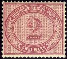 Germany. Michel #37f. Mint. VF. - Germany