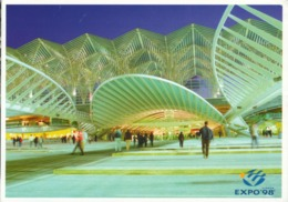 Portugal - Lisboa Expo 98 - Gare Do Oriente - East Station - Lisboa