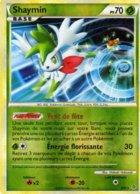 Carte Pokemon 8/95 Shaymin 70pv 2010 - Pokemon